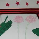"""""""Победный май"""" Егорова Соня, группа №6"""